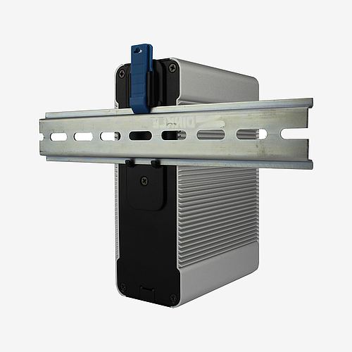 Industrial PC 33XX DIN rear